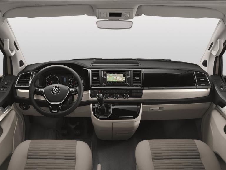 Interior Volkswagen California