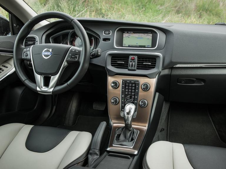 Interior Volvo V40 Cross Country