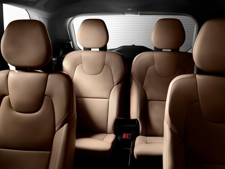 Interior Volvo XC90