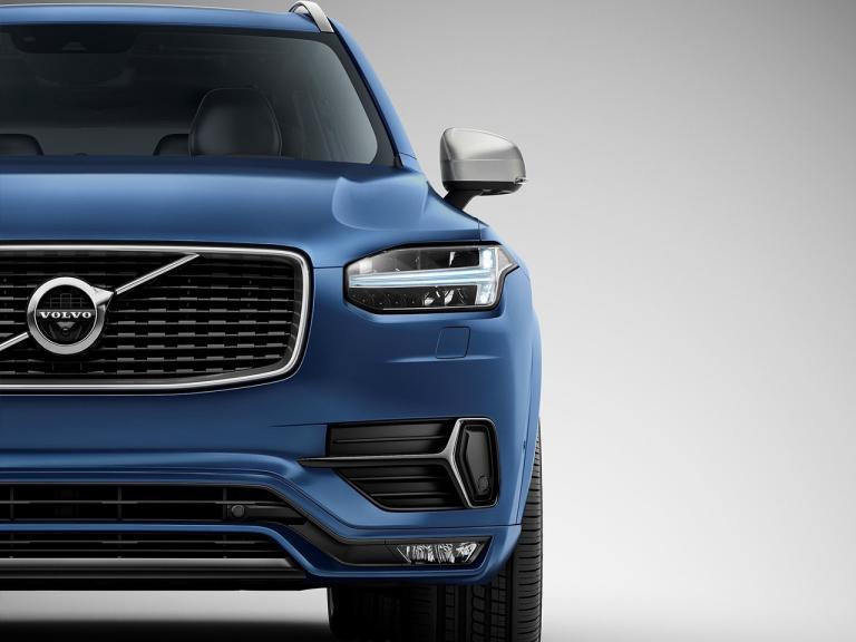 Detalle Volvo XC90