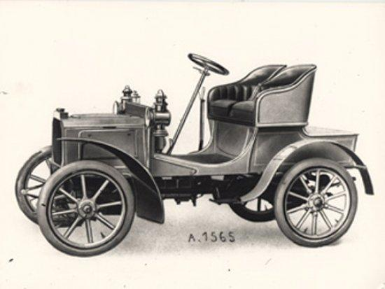 1901 - 1910 Sociedad de Automóviles y Bicicletas Peugeot