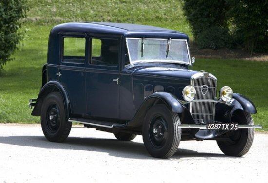 1921 - 1930 Llega el Peugeot 201