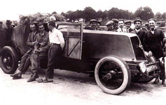 1921 - 1930 Los más rápidos