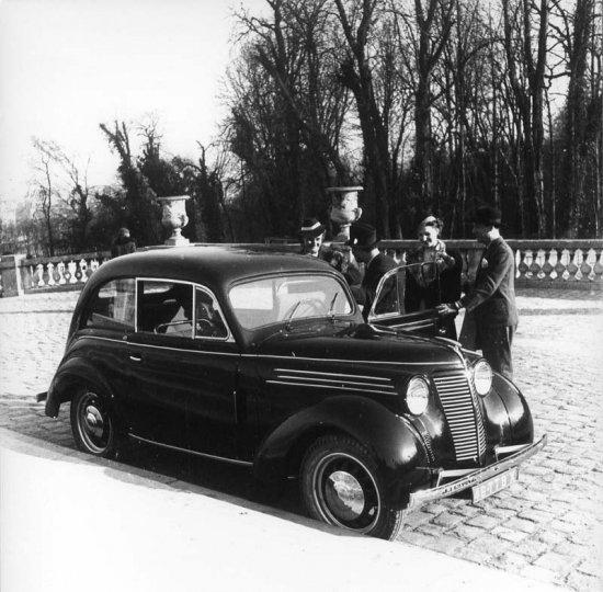 1931 - 1940 La producción alcanza las 58.000 unidades
