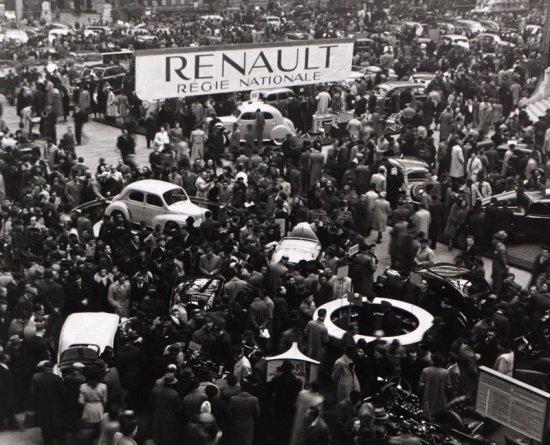 1941 - 1950 La nacionalización de Renault