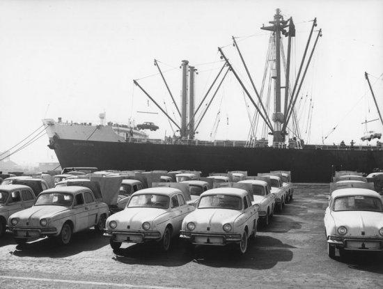 1951 - 1960 La era Dauphine