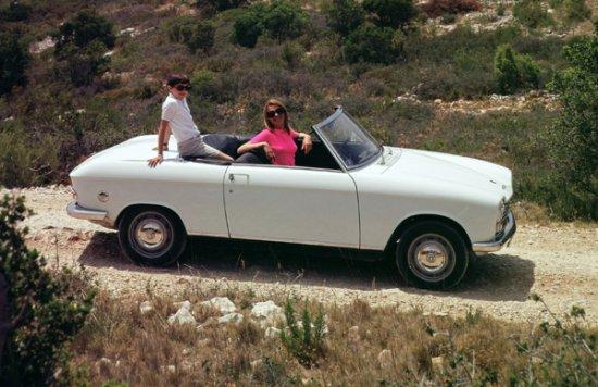 1961 - 1970 El exitoso Peugeot 204