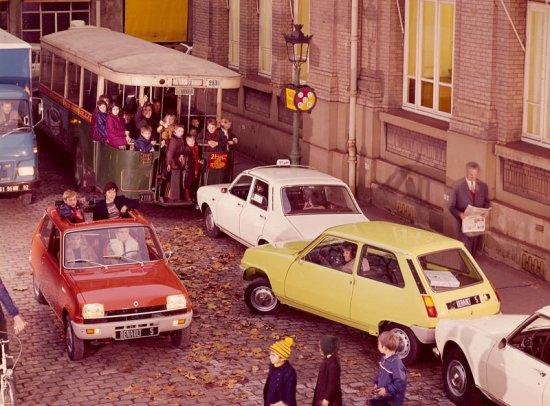 1971 - 1980 El R5 y la primera victoria en Fórmula 1