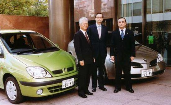 1991 – 2004 Renault se privatiza