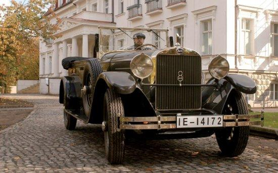 Origen Del Carro Audi