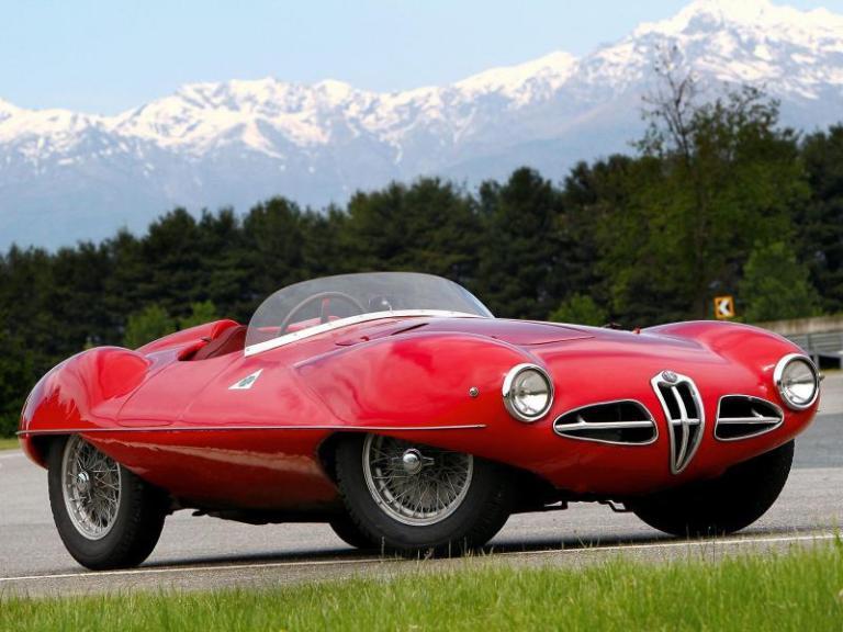 Alfa Romeo 1900 C52 -Disco Volante-