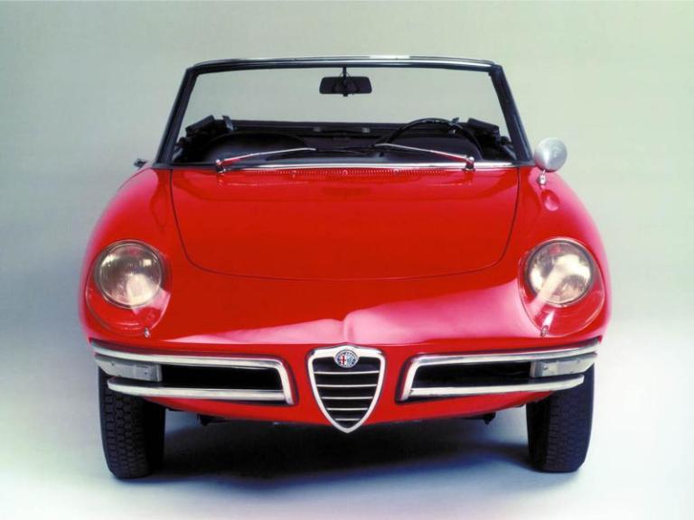 Alfa Romeo 1600 Spider Duetto