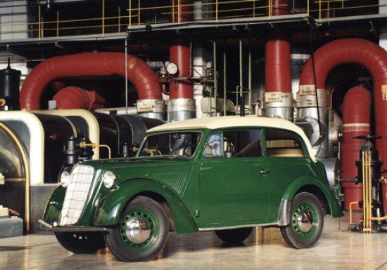 Historia De La Marca De Coches Opel Autobild Es