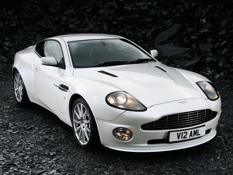 Historia De La Marca De Coches Aston Martin Autobild Es